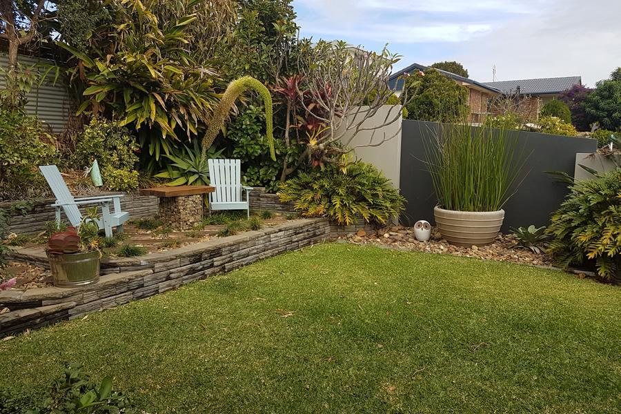 Landscaping Pebbles Sunshine Coast : Maroochy sand gravel landscaping ideas gallery
