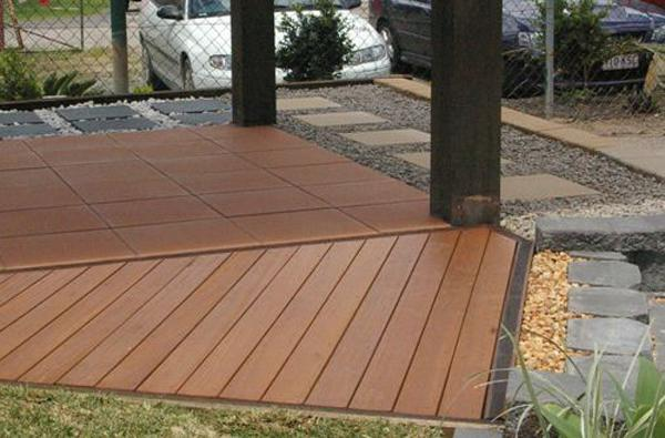 Decking timber supply Sunshine Coast